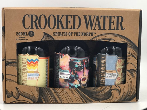 Crooked Water Spirits of the North 3 Pack