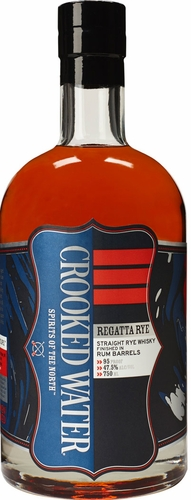 Crooked Waters Regatta Rye Whiskey