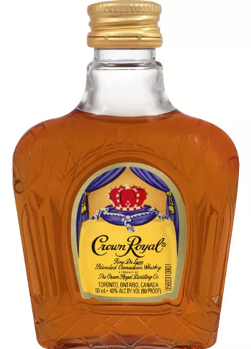 Crown Royal Canadian Whisky 50ML