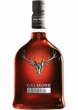 Dalmore 25 Year Old Single Malt Scotch 750ML (LIMIT 1)