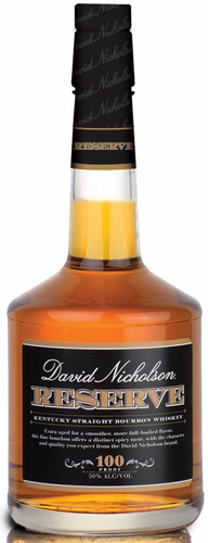David Nicholson Reserve Bourbon Whiskey