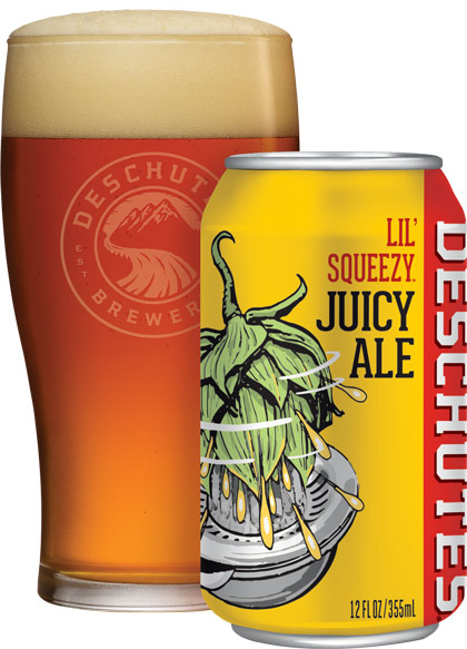 Deschutes Lil Squeezy Juicy Ale