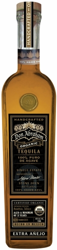 Don Abraham Organico 100% Agave Extra Anejo Tequila