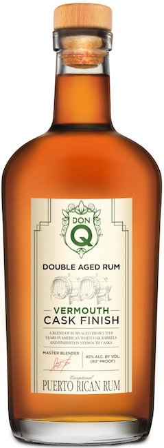 Don Q Double Aged Vermouth Cask Finished Rum 750ML