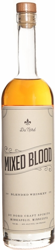 Du Nord Mixed Blood Blended Whiskey 750ML
