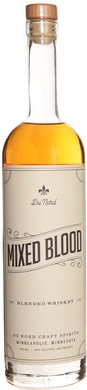 Du Nord Mixed Blood Blended Whiskey