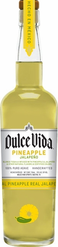 Dulce Vida Pineapple Jalapeno Cocktail