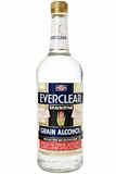 Everclear 151 750ml Plastic