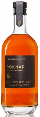 Far North Roknar 100% Rye Whiskey 750ML