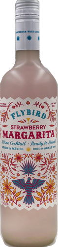 Flybird Strawberry Margarita 750ML