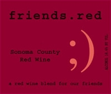 Friends Red 2017