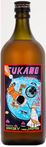Fukano 6000 Japanese Whisky