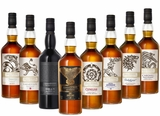 Game Of Thrones Set Of 8 (Does not include Greyjoy Talisker)