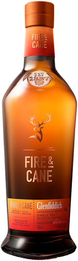 Glenfiddich Fire & Cane Single Malt Scotch