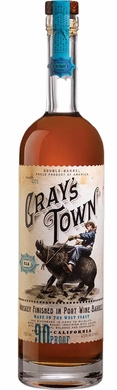 Grays Town American Whiskey 750ML (case of 6)