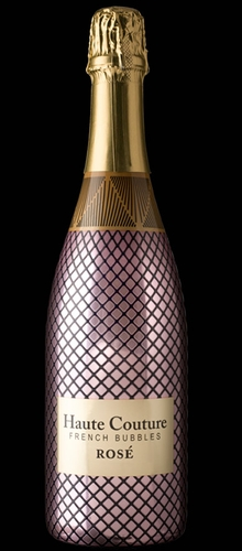 Haute Couture French Bubbles Rose Sparkling Wine 750ML