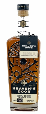 Heavens Door Single Barrel Blended by Ace Spirits 750ML