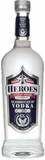 Heroes Veteran Owned American Vodka 1L