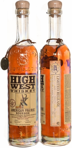 High West American Prairie Bourbon Aged in a Rye Barrel- Ace Spirits Single Barrel Selection