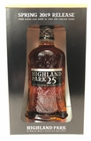 Highland Park 25 Year Old Single Malt Scotch 750ML