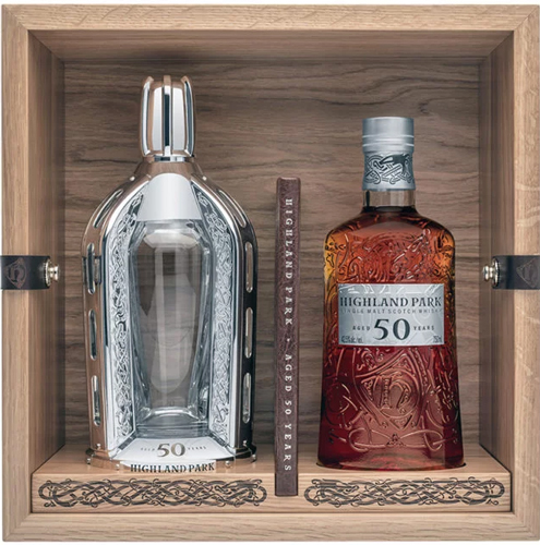Highland Park 50 Year 750ML