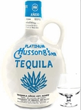 Hussongs Platinum Anejo Tequila 750ML