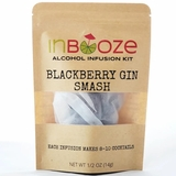 Inbooze Blackberry Gin Smash 1 oz Pouch