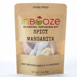 Inbooze Spicy Margarita 1 oz Pouch