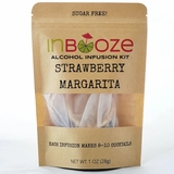 Inbooze Strawberry Margarita 1 oz Pouch