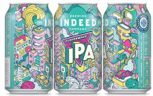 Indeed Flavorwave IPA