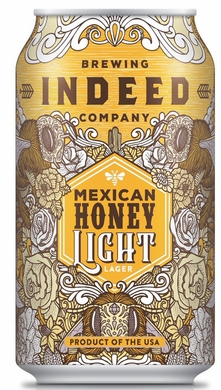 Indeed Mexican Honey Light Lager