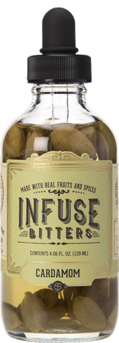 Infuse Bitters Cardamom