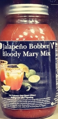 Infusion Gardens Jalapeno Bloody