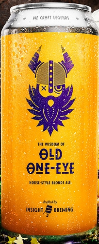 Insight Old One Eye Norse Style Blonde Ale