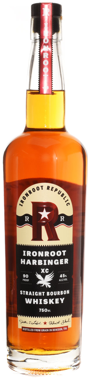 Ironroot Harbinger XC Straight Bourbon Whiskey
