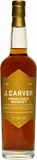 J. Carver Straight Wheat Whiskey 750ML NV
