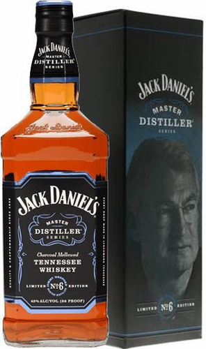 Jack Daniel's Master Distiller Series #6 Whiskey