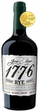 James E Pepper 1776 Straight Rye Whiskey Barrel Proof 114 pf 750ML