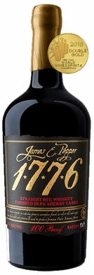 James E Pepper 1776 Straight Rye Whiskey Finished in PX Sherry Cask 750ML
