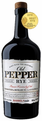 James E Pepper Old Pepper Rye 750ML