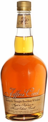 Jeffers Creek Kentucky Straight Bourbon Whiskey 750ML