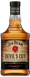Jim Beam Devils Cut Bourbon Whiskey 1L