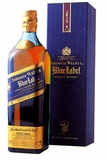 Johnnie Walker Blue Label Blended Scotch 1.75L