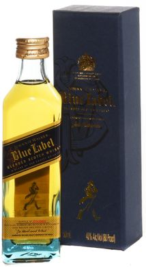 Johnnie Walker Blue Label Blended Scotch 50ML