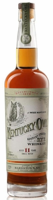 Kentucky Owl Batch Two 11 Year Old Rye Whiskey
