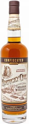 Kentucky Owl Confiscated Bourbon Whiskey