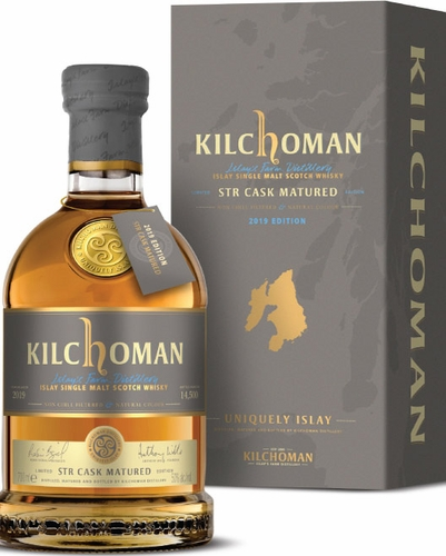 Kilchoman STR Cask Matured Islay Single Malt Scotch 750ML
