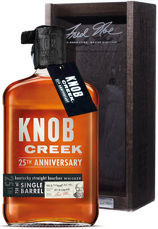 Knob Creek 25th Anniversary Single Barrel Bourbon- Ace Spirits #5166