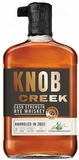 Knob Creek Cask Strength Rye Whiskey 750ML 2010