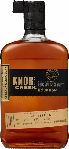 Knob Creek Single Barrel Reserve 15 Year Old Bourbon #8397- Ace Spirits Selection
